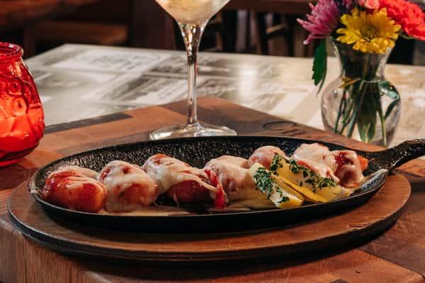 Shrimp Cozumel