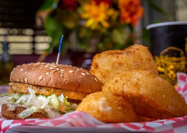 Garden Burger Combo