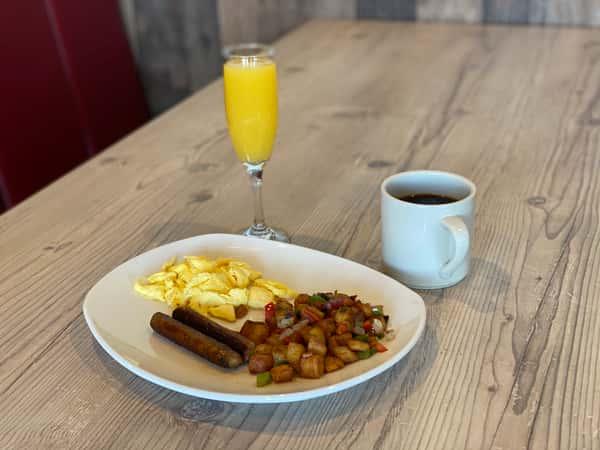 Sausage & Eggs