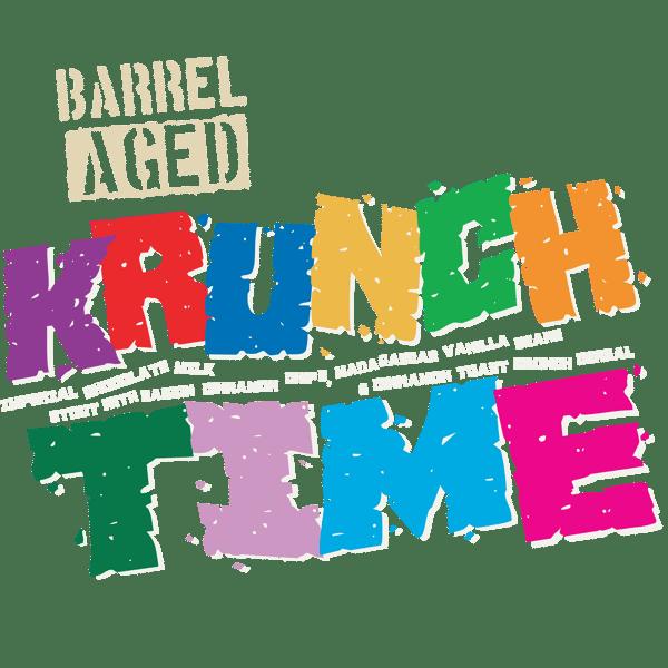 Barrel Aged Krunch Time