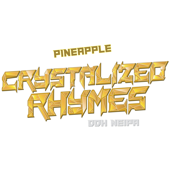 Pineapple Crystalized Rhymes