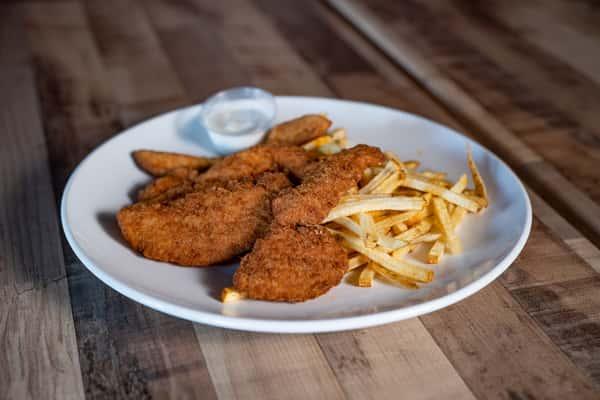Chicken Strips & Fries