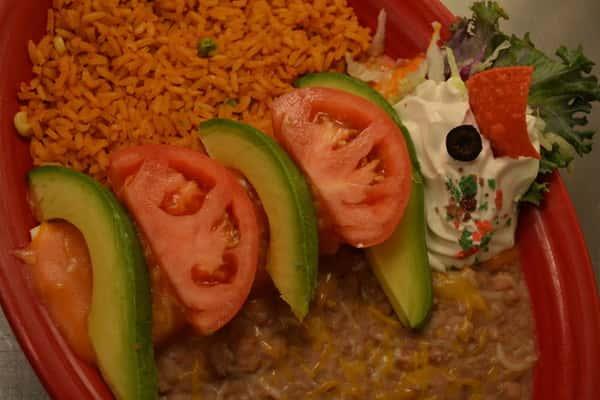 King Crab Enchilada
