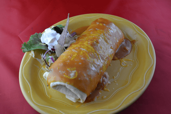 Relleno Burrito