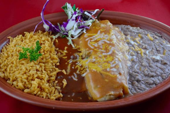 DNR Chile Relleno | Enchilada