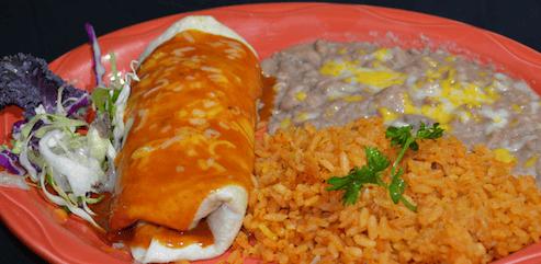 Child Burrito