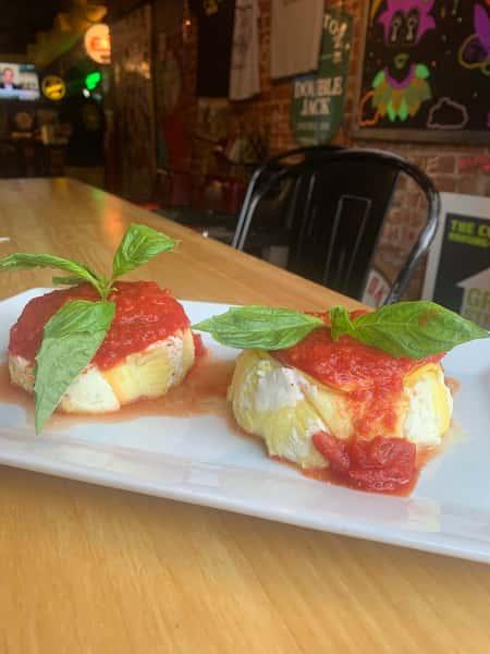 Pasta-Less Ravioli