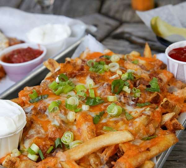 Buried Fries