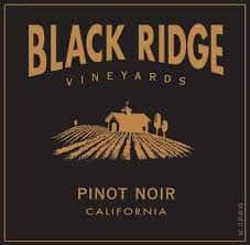 Black Ridge Vineyards, Pinot Noir