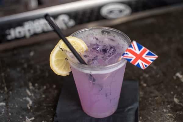 Royal Corgi cocktail