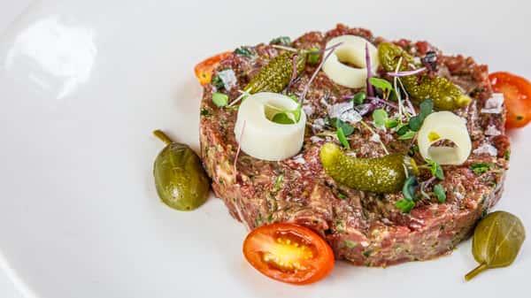 Steak Tartare *