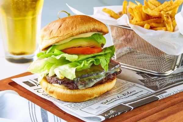Toulouse Burger
