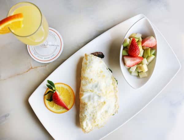 Katy Trail Omelette*