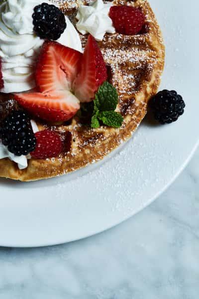 Gaufres Belgian Waffle°
