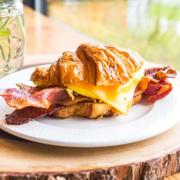 Market Breakfast Sandwich