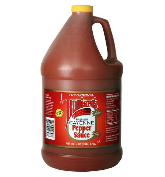 Sauce Pepper Cayenne Red Hot