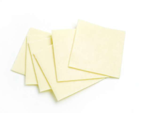 Cheese American 160 Slices Sliced White