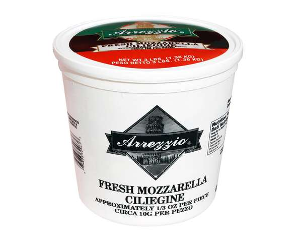 Fresh Mozzarella Ciliegene Cheese Balls