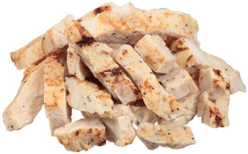 Chicken Breast Strip Grilled Precooked
