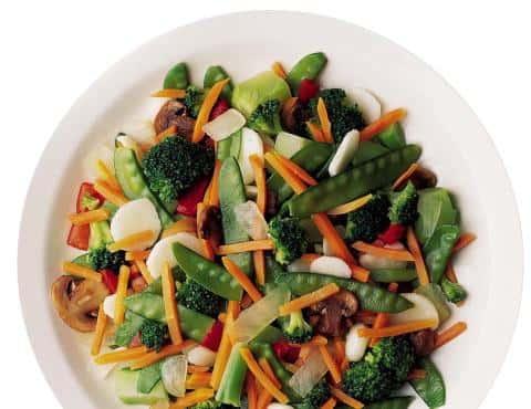 Vegetable Blend Stir Fry