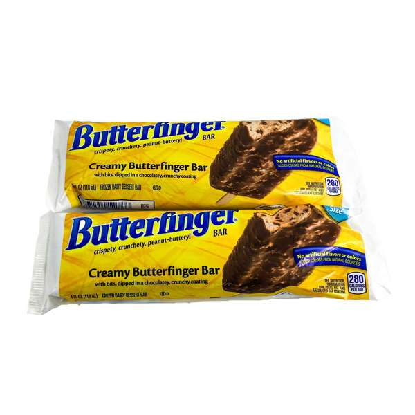 Ice Cream Bar Butterfinger King Size Bar