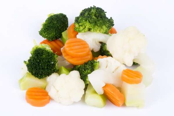 Vegetable Blend California Grade A