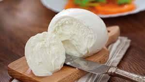 Fresh Ovalini Mozzarella Cheese 4 oz
