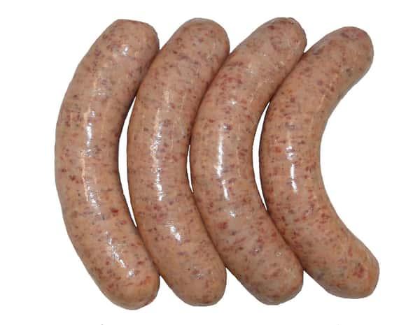 Italian Sausage Links Natural Casing