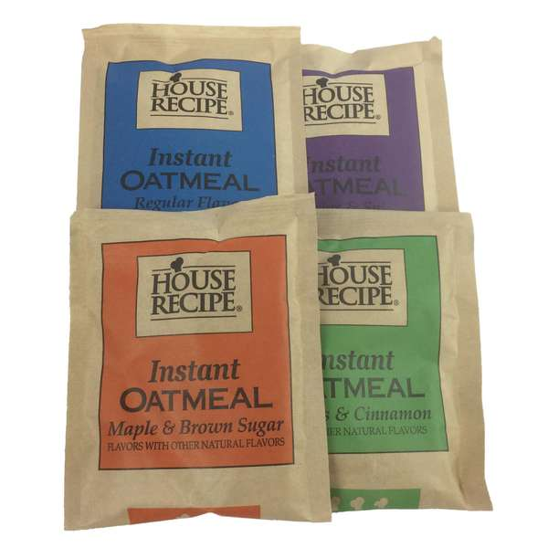 Cereal Hot Oat Instant Variety