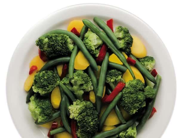 Vegetable Blend Chefcut Bahamas