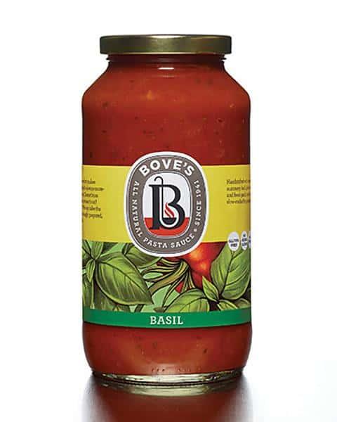 Sauce Pasta Tomato & Basil