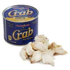 Crab Meat Jumbo Lump Pasturized