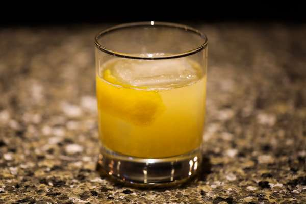 Ray's Whiskey Sour