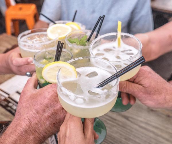 Scratch Margarita