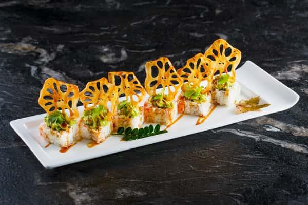 """Sushi """"Steve"""" Roll"""