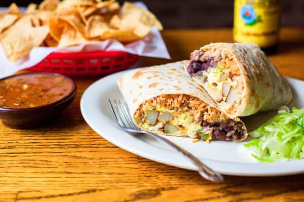 bfast burrito