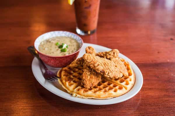 Chicken 'N Waffle