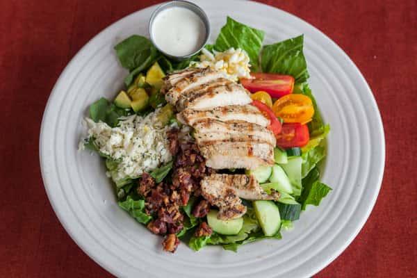 Chicken & Bacon Cobb Salad
