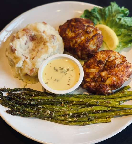 Tuesday: Maryland Crab Cakes