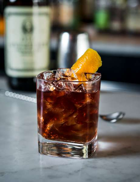 Downing Street Old Fashioned