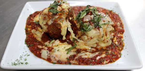 House-made Meatballs (2)