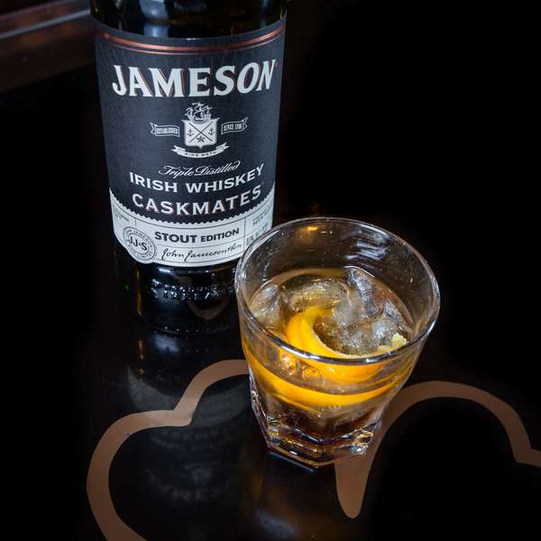 Jameson Black Gold