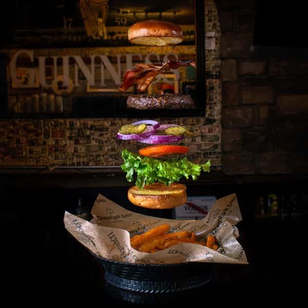 *Murphy's Pub Burger