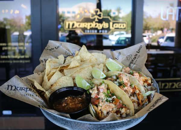 St. Ivan Fish Tacos