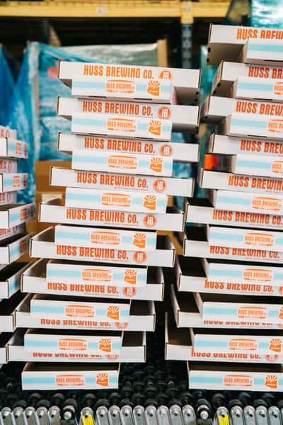 Beer cartons