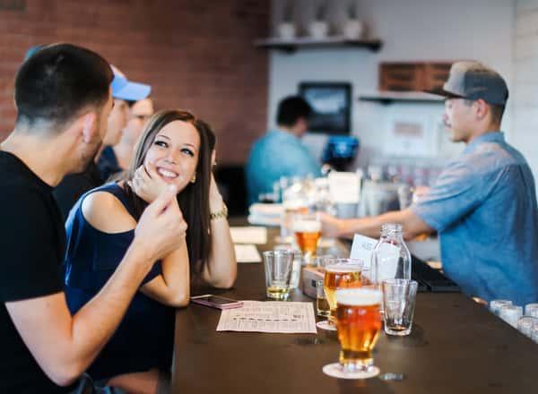 Inside Bar people