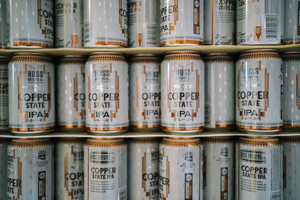 CANS - Copper State