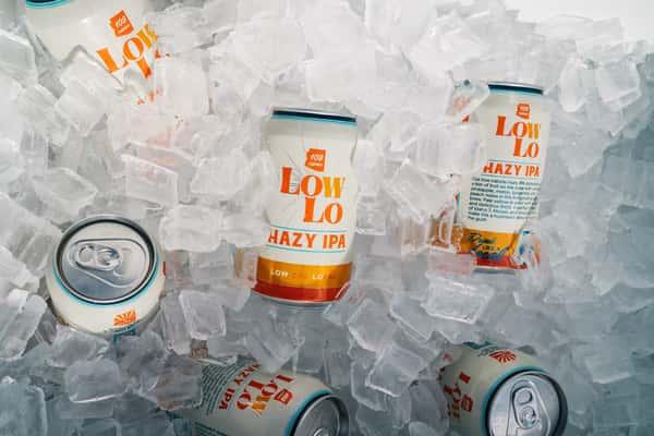Low lo IPA on ice