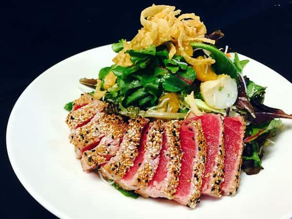 Asian Ahi Salad