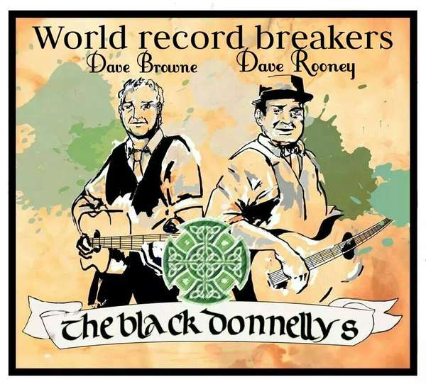 AUGUST 29 | THE BLACK DONNELLY'S @ 2PM